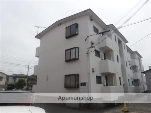 和歌山県和歌山市、紀伊中ノ島駅徒歩16分の築28年 3階建の賃貸マンション