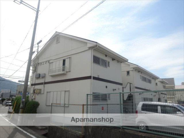 和歌山県海南市、海南駅徒歩10分の築28年 2階建の賃貸アパート