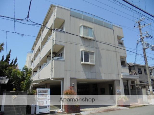 和歌山県和歌山市、和歌山市駅徒歩28分の築21年 4階建の賃貸マンション