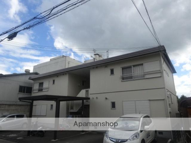 和歌山県和歌山市、田中口駅徒歩20分の築29年 2階建の賃貸アパート