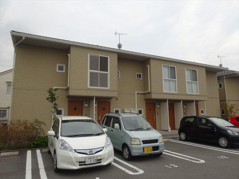 和歌山県和歌山市、紀伊中ノ島駅徒歩16分の築6年 2階建の賃貸アパート