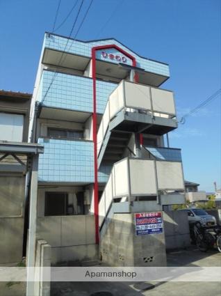 和歌山県和歌山市、紀ノ川駅徒歩24分の築22年 3階建の賃貸マンション
