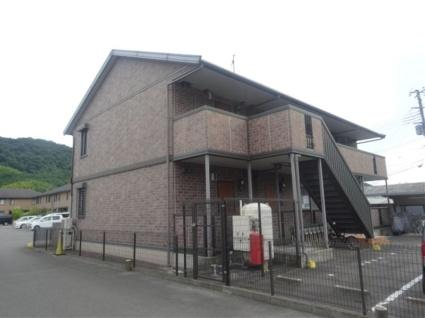 和歌山県海南市、黒江駅徒歩13分の築11年 2階建の賃貸アパート