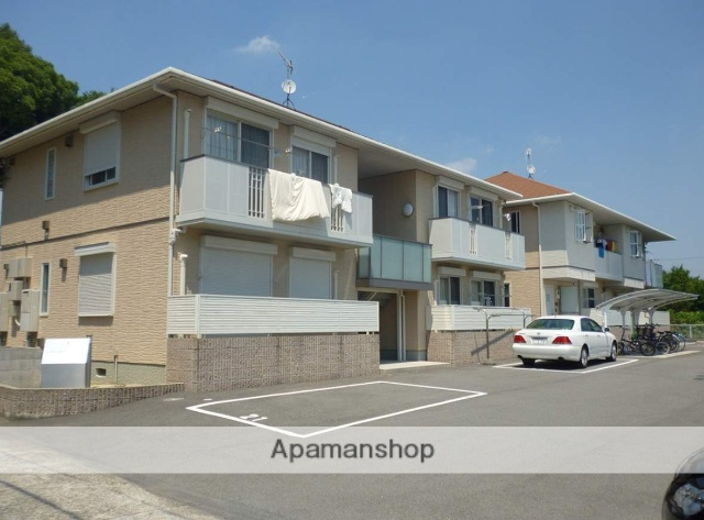 和歌山県海南市、海南駅徒歩20分の築7年 2階建の賃貸アパート