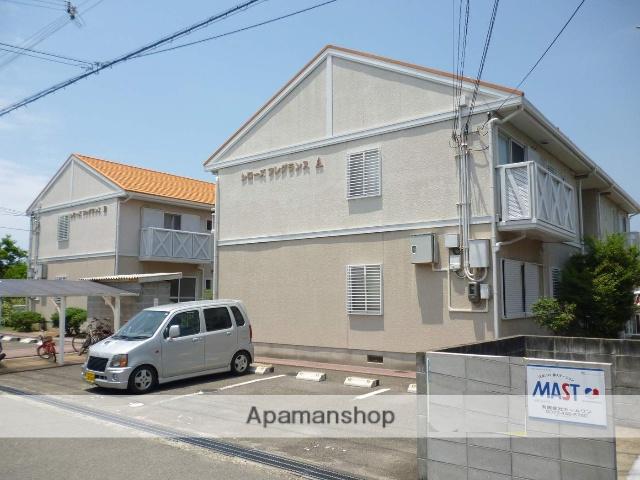 和歌山県和歌山市、紀三井寺駅徒歩29分の築27年 2階建の賃貸アパート