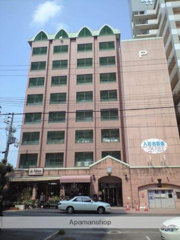 和歌山県和歌山市、和歌山市駅徒歩9分の築25年 9階建の賃貸マンション