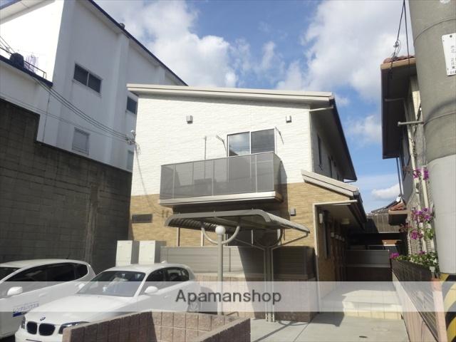 和歌山県和歌山市、和歌山駅徒歩9分の築1年 2階建の賃貸アパート