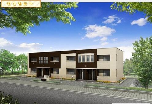 和歌山県和歌山市、東松江駅徒歩10分の築1年 2階建の賃貸アパート