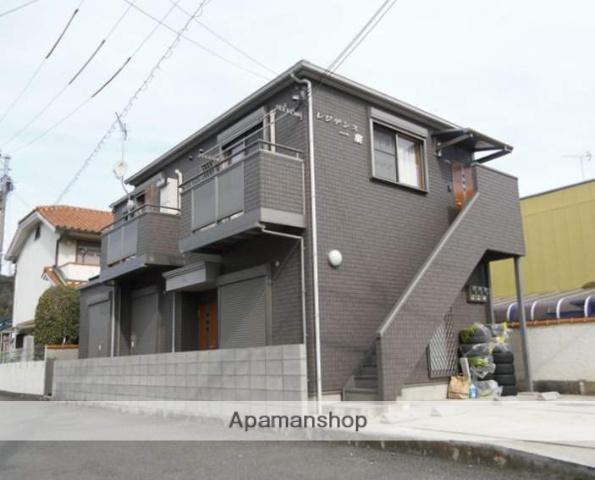 和歌山県和歌山市、日前宮駅徒歩18分の築7年 2階建の賃貸アパート
