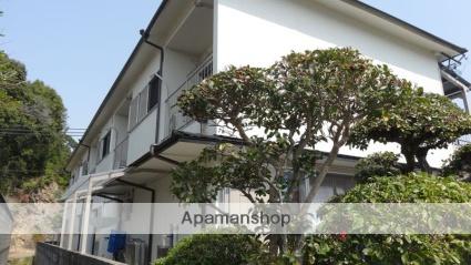 和歌山県海南市、海南駅徒歩13分の築40年 2階建の賃貸アパート