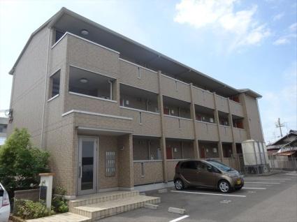 和歌山県和歌山市、紀伊中ノ島駅徒歩14分の築7年 3階建の賃貸マンション