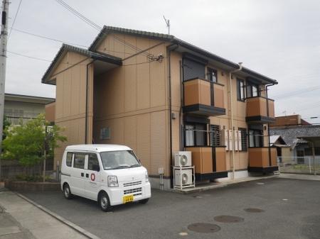 和歌山県紀の川市、打田駅徒歩4分の築14年 2階建の賃貸アパート