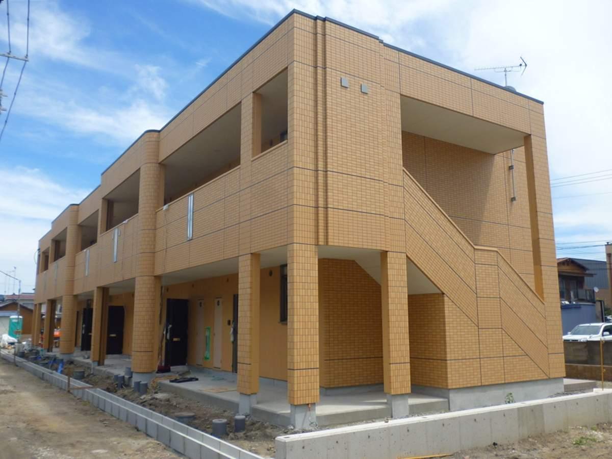 和歌山県和歌山市、和歌山駅徒歩13分の築3年 2階建の賃貸アパート