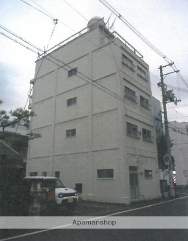和歌山県和歌山市、和歌山市駅徒歩10分の築45年 4階建の賃貸マンション