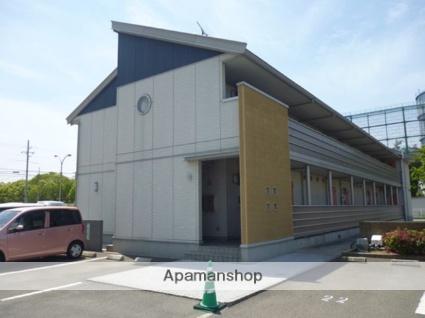 和歌山県和歌山市、中松江駅徒歩9分の築10年 2階建の賃貸アパート