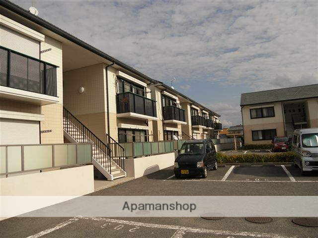 和歌山県和歌山市、西ノ庄駅徒歩15分の築21年 2階建の賃貸アパート