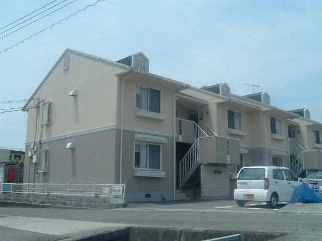和歌山県和歌山市、紀伊駅徒歩13分の築22年 2階建の賃貸アパート