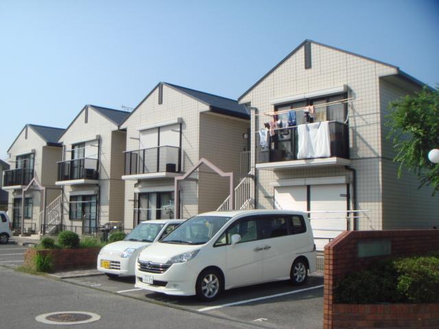 和歌山県和歌山市、八幡前駅徒歩12分の築22年 2階建の賃貸アパート