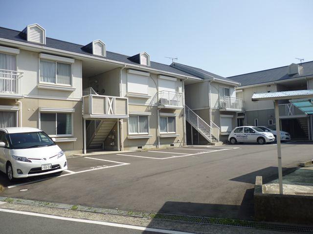 和歌山県和歌山市、八幡前駅徒歩19分の築24年 2階建の賃貸アパート