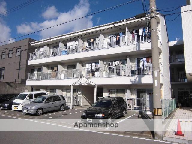 和歌山県和歌山市、紀伊中ノ島駅徒歩13分の築29年 3階建の賃貸マンション