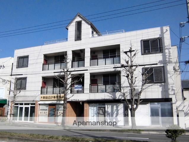 和歌山県和歌山市、紀三井寺駅徒歩23分の築31年 3階建の賃貸マンション