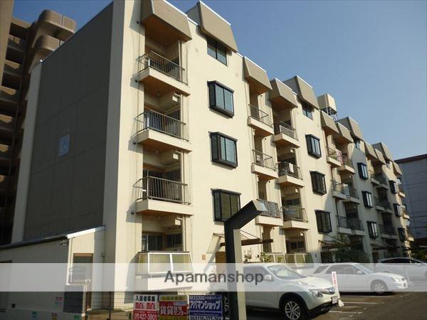 和歌山県和歌山市、和歌山駅徒歩8分の築48年 4階建の賃貸マンション