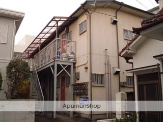 和歌山県和歌山市、紀三井寺駅徒歩20分の築34年 2階建の賃貸アパート