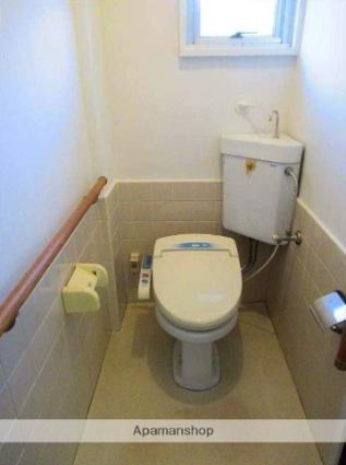 あすなろ荘[2LDK/58.32m2]のトイレ