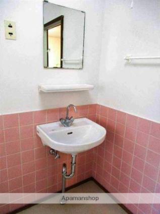 あすなろ荘[2LDK/58.32m2]の洗面所