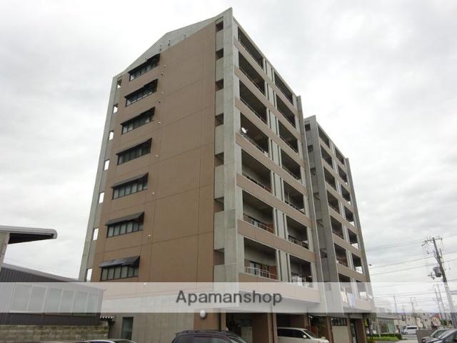 和歌山県和歌山市、宮前駅徒歩9分の築24年 8階建の賃貸マンション