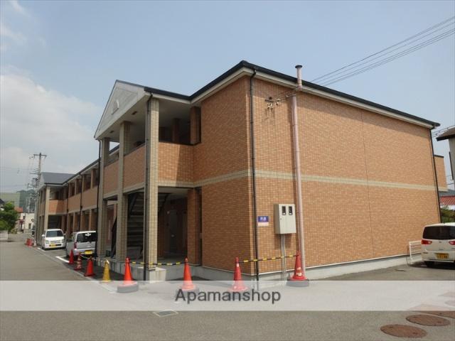 和歌山県和歌山市、日前宮駅徒歩11分の築12年 2階建の賃貸アパート