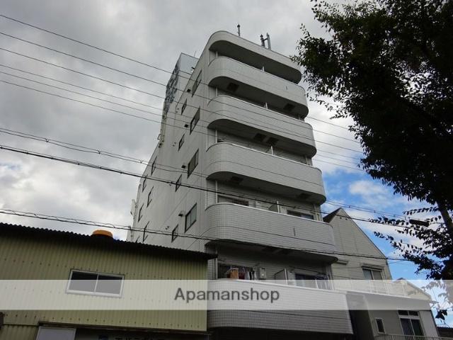 和歌山県和歌山市の築27年 6階建の賃貸マンション