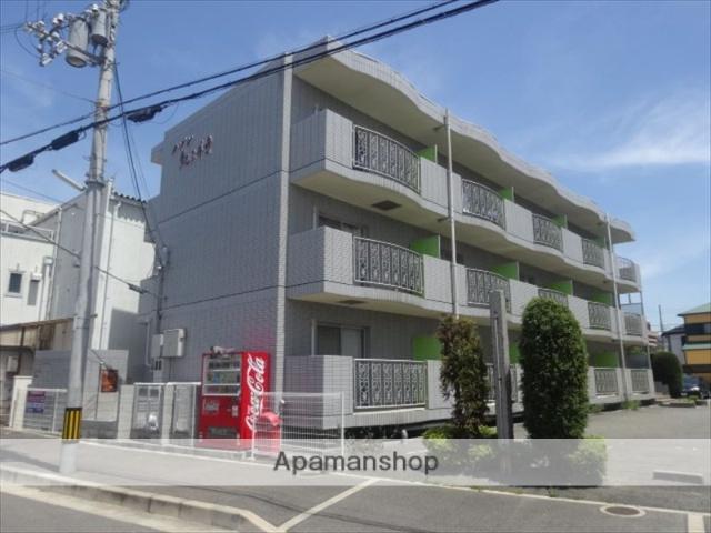 和歌山県和歌山市、紀三井寺駅徒歩10分の築17年 3階建の賃貸マンション