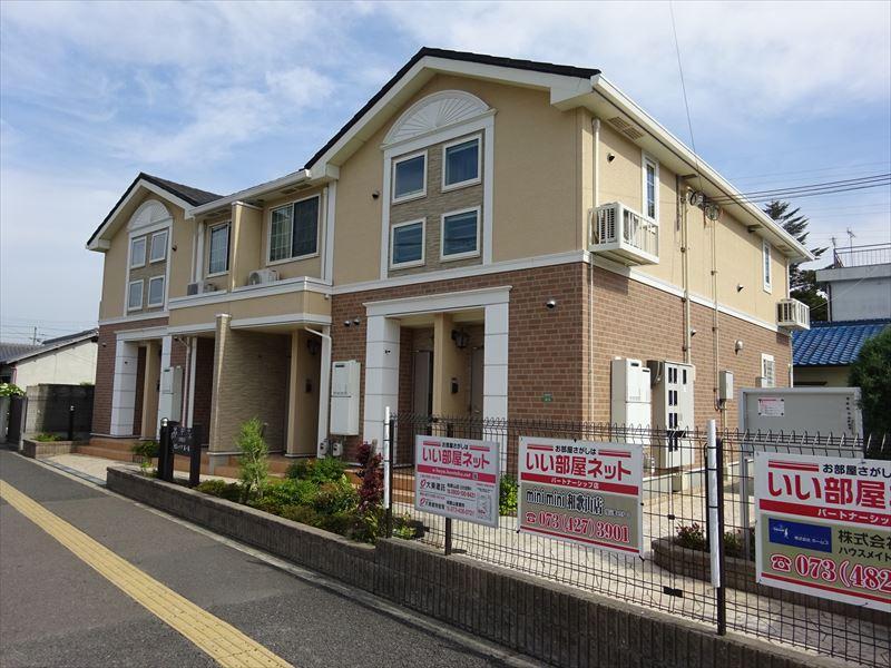 新着賃貸15:和歌山県和歌山市塩屋4丁目の新着賃貸物件