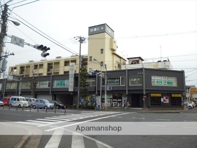 和歌山県和歌山市、和歌山駅徒歩8分の築38年 4階建の賃貸マンション