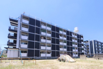 ビレッジハウス紀三井寺5号棟[3DK/49.2m2]の外観