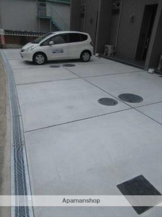 RAINBOW風土記[2LDK/85.29m2]の駐車場