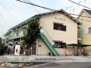 和歌山県和歌山市、神前駅徒歩5分の築47年 2階建の賃貸アパート
