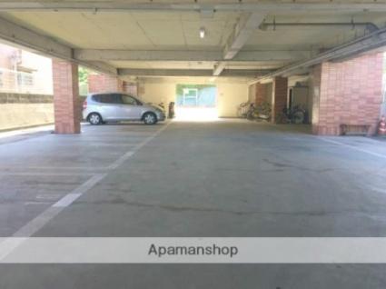 カサ・デ・西かのだ[1LDK/53.6m2]の駐車場