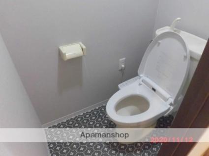 カサ・デ・西かのだ[1LDK/53.6m2]のトイレ