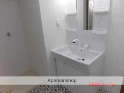 カサ・デ・西かのだ[1LDK/53.6m2]の洗面所