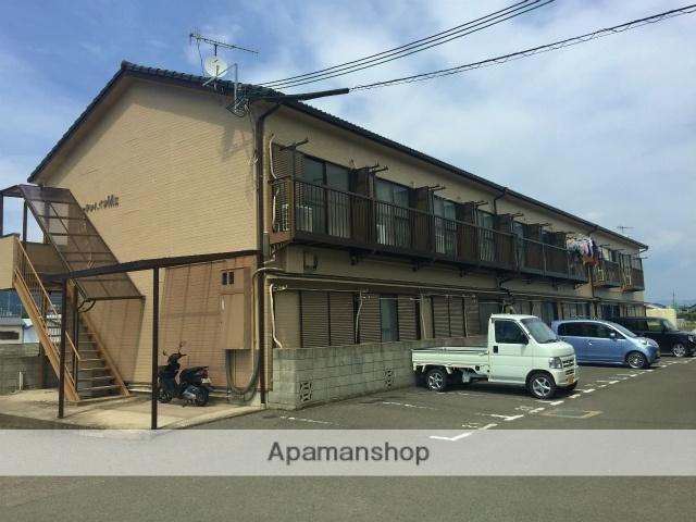和歌山県和歌山市、布施屋駅徒歩38分の築21年 2階建の賃貸アパート