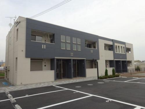和歌山県和歌山市、東松江駅徒歩10分の新築 2階建の賃貸アパート