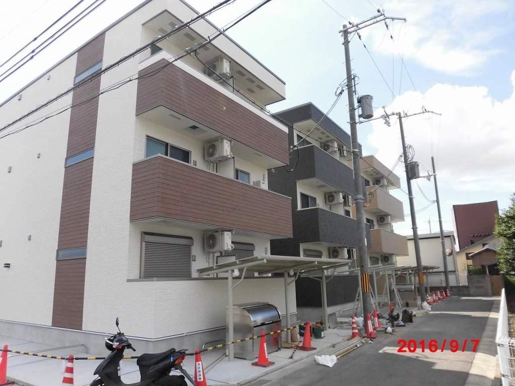 フジパレス黒田Ⅶ番館