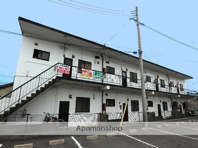 和歌山県和歌山市、紀ノ川駅徒歩10分の築42年 2階建の賃貸アパート