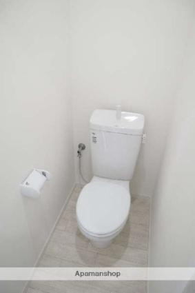 エクストリーム直川[1K/20.7m2]のトイレ