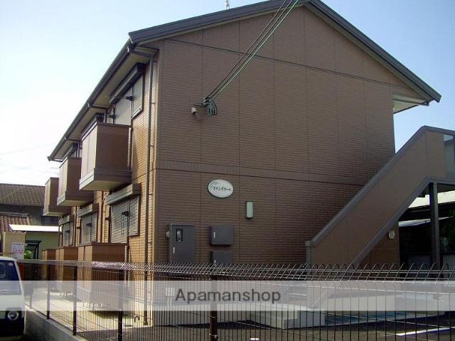 和歌山県和歌山市、紀伊中ノ島駅徒歩9分の築10年 2階建の賃貸アパート