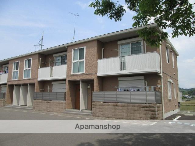 和歌山県和歌山市、伊太祈曽駅徒歩4分の築6年 2階建の賃貸アパート