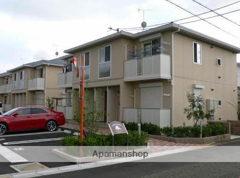 和歌山県和歌山市、日前宮駅徒歩17分の築5年 2階建の賃貸アパート