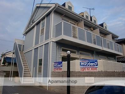 和歌山県和歌山市、中松江駅徒歩26分の築27年 2階建の賃貸アパート